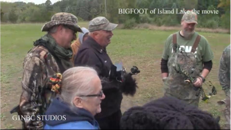 BIGFOOT of Island Lake the movie G1NBC STUDIOS